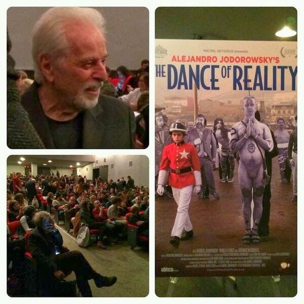 Compendio De La Visita De Alejandro Jodorowsky A Estados Unidos Presentando La Danza De La Realidad