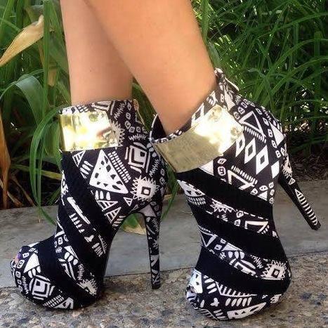 High Heels Pattern