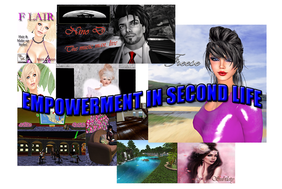 da17a97dbd How does SL empower you  How does this virtual world provides you  resources