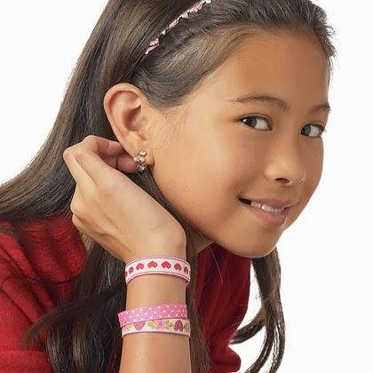 Reciclatex Cómo hacer pulseras de la amistad para San Valentín ribbon bracelets
