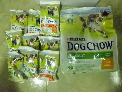 proyecto dog chow
