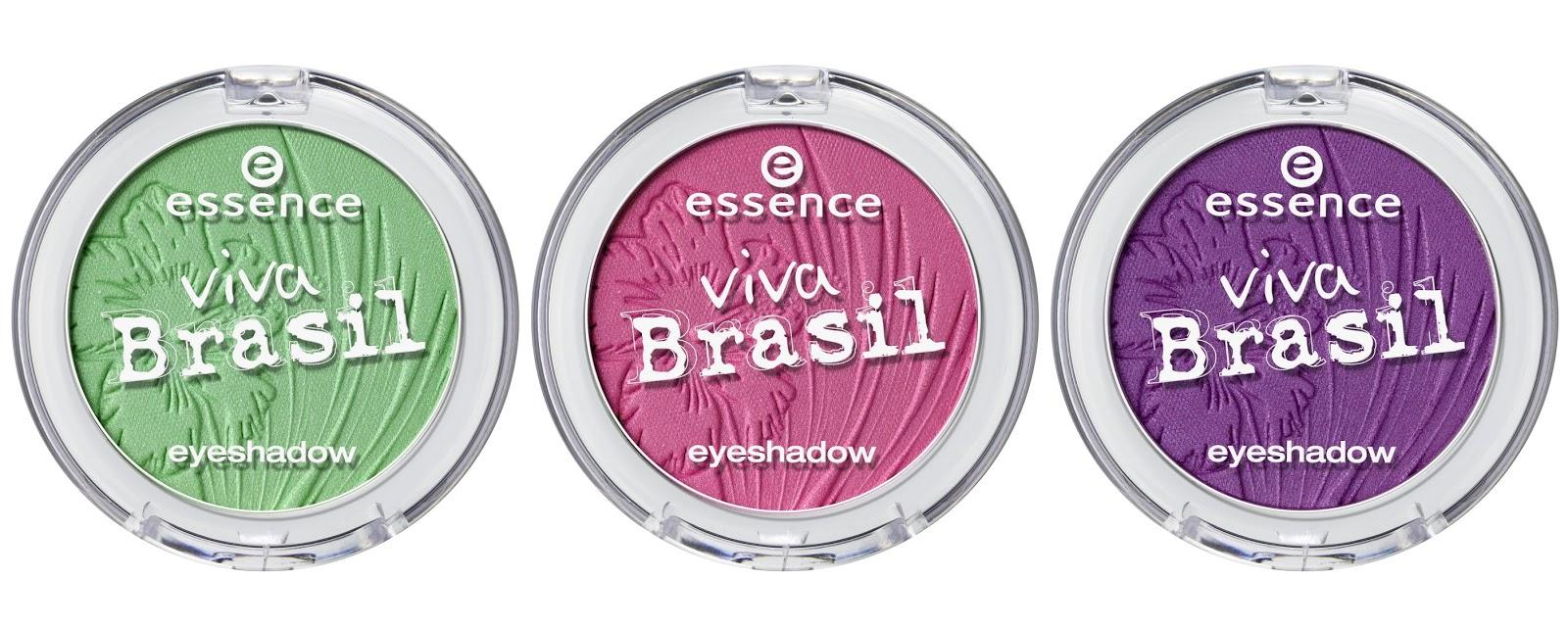 essence viva brasil – eyeshadow