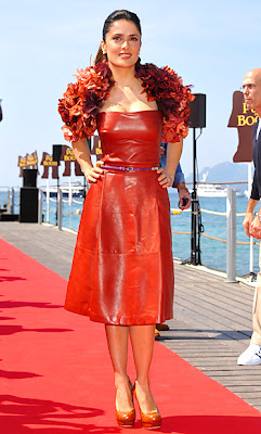 Salma Hayek Best Actress Of Hollywood New And Latest Photoes And Wallpapers In 2013.