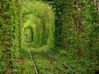 foto: tunel kohannya klevan