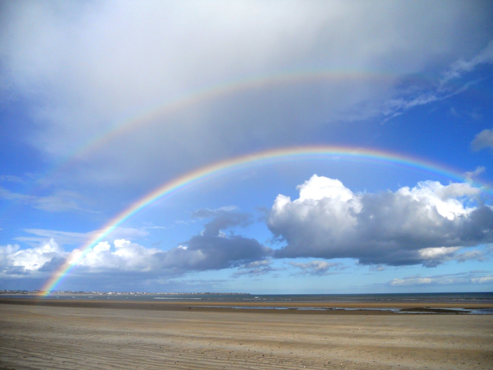 Real Rainbows At The Beach | www.pixshark.com - Images ...