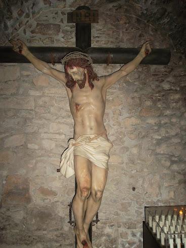 Cristo en la Cruz.
