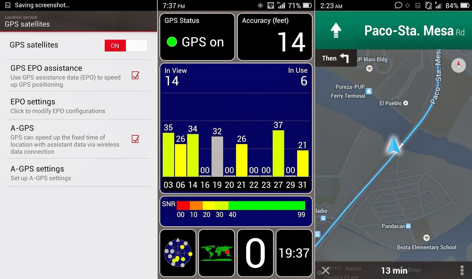 O+ USA Imagine GPS