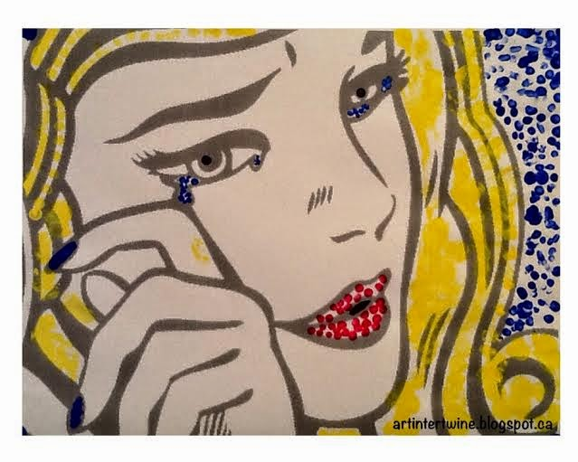 Roy Lichtenstein Spotted Ladies