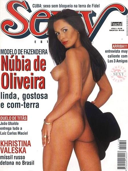 Núbia de Oliveira - Sexy 1998