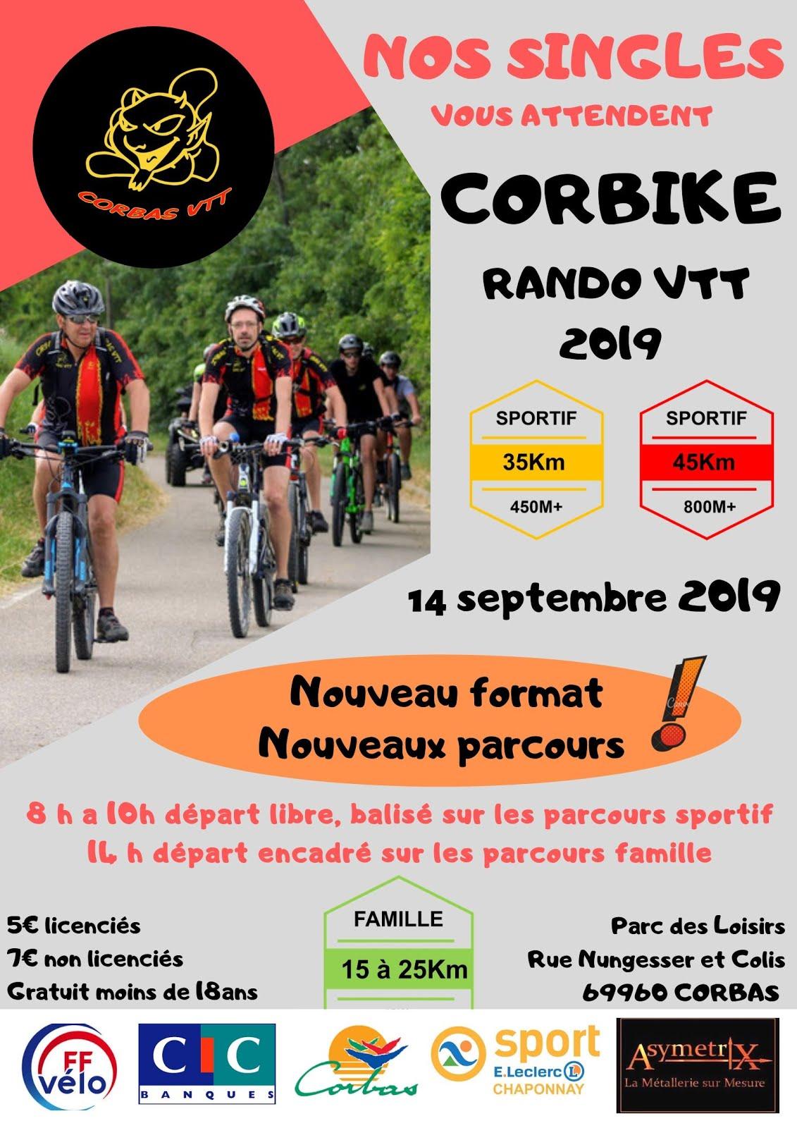 Corbike 2019