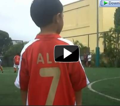 Gambar Foto Tristan Alif Naufal - Download Video Alif Gocek Bola Youtube