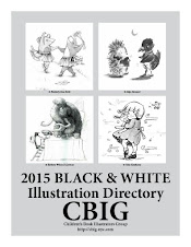 2015 Black & White Illustration Directory