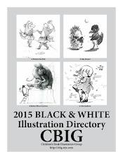 2015 Black & White Illustration Directory
