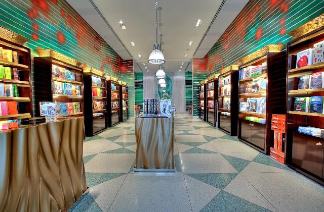 Livraria TASCHEN Store em Miami