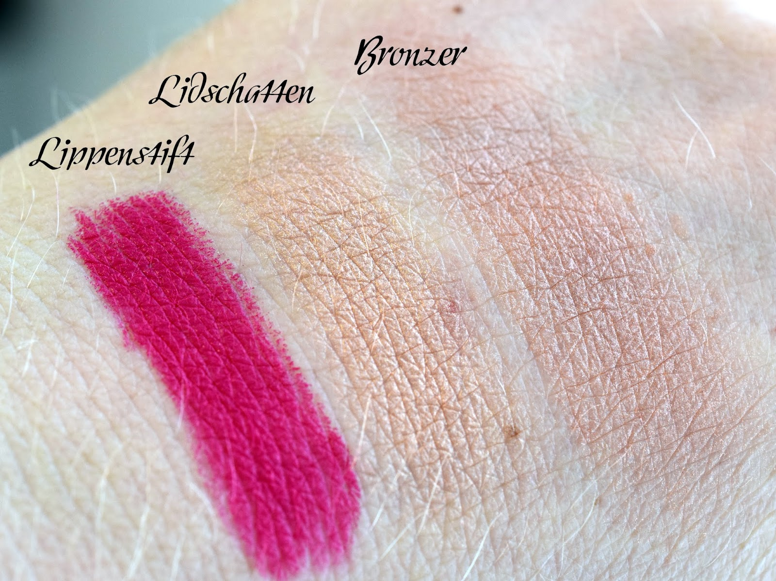 Catrice Lumination LE: Swatches