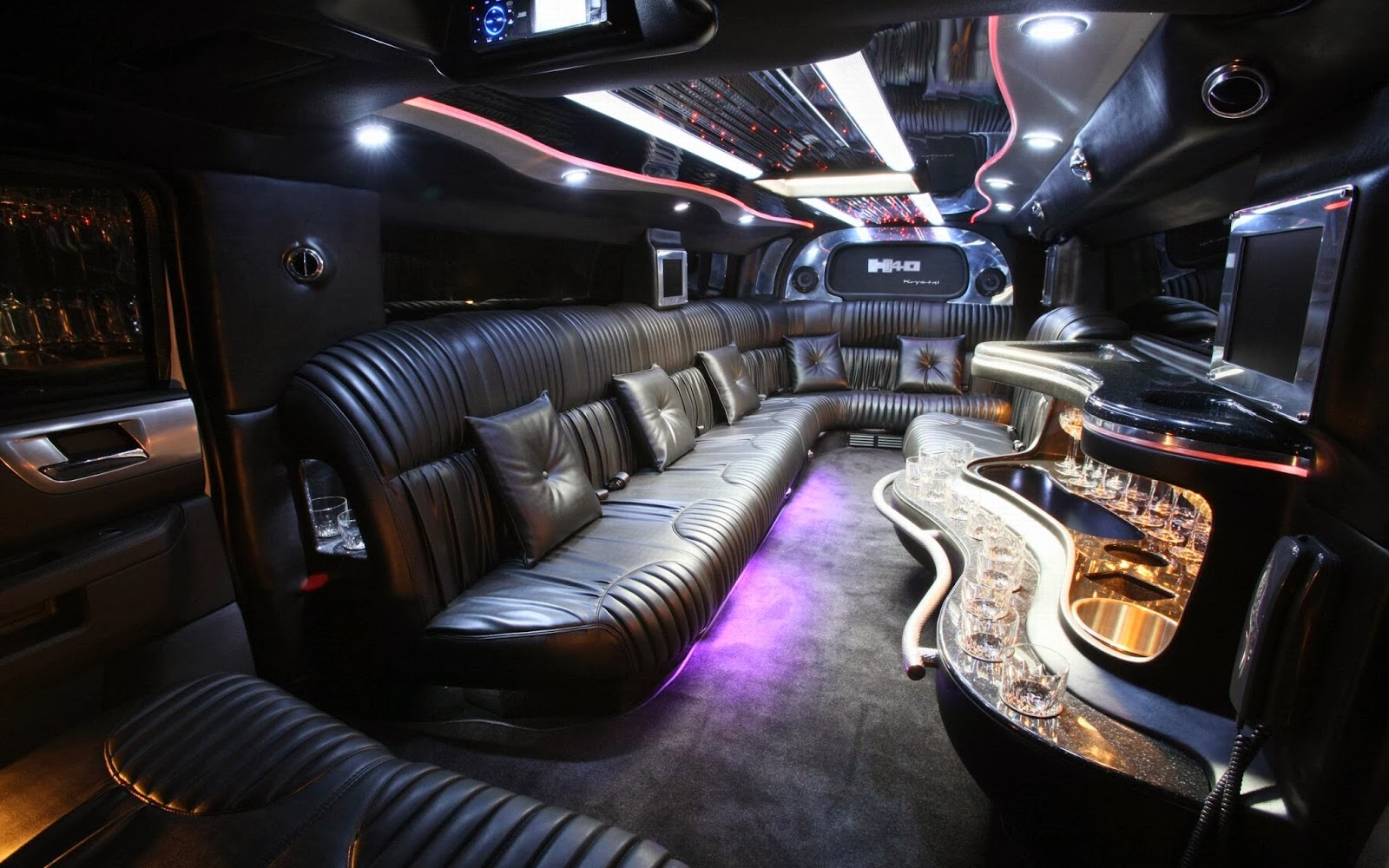 Limousine Service For Fresno