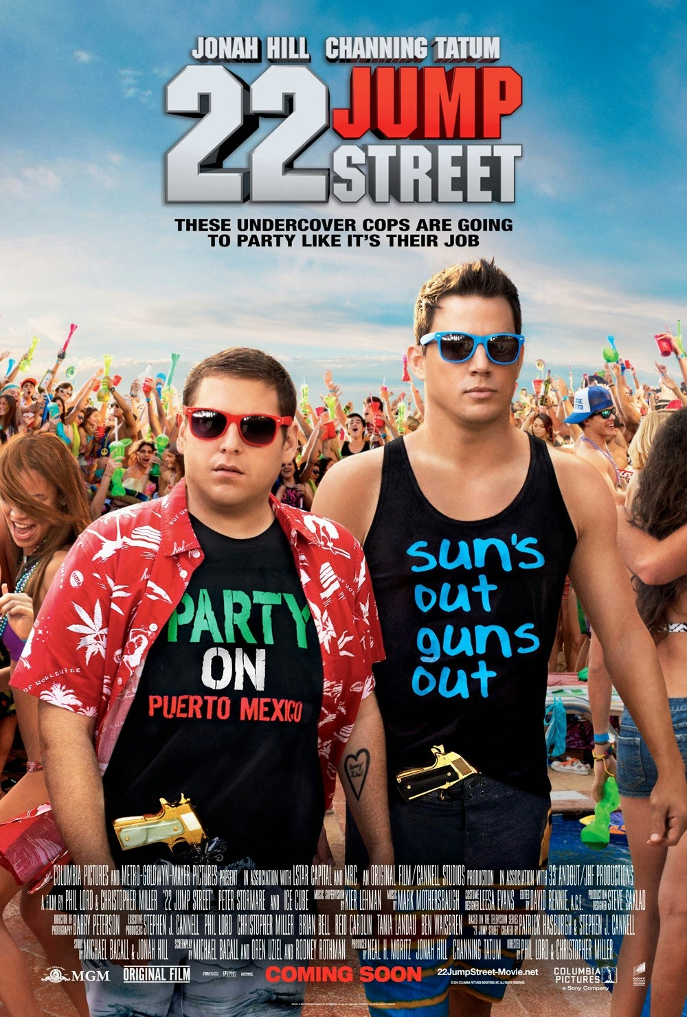 22 Jump Street by Chris Miller