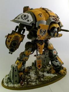 40k Imperial Knight Accipiter Ferox
