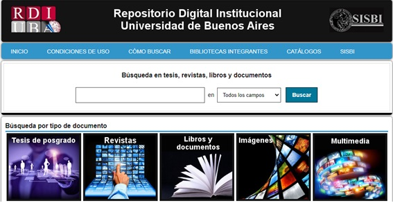 REPOSITORIO DIGITAL INSTITUCIONAL UBA