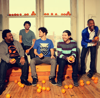 The Main Squeeze - Chicago Five-Piece Electro Funk Band Plays Gramercy Theatre on Nov. 27th