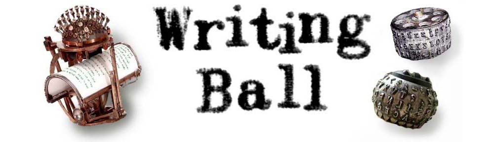 Writing Ball