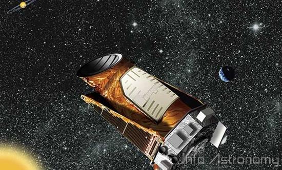 NASA Gagal Perbaiki Teleskop Luar Angkasa Kepler