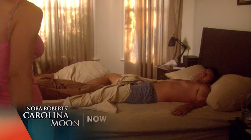 Chad Willett Shirtless in Nora Roberts Carolina Moon