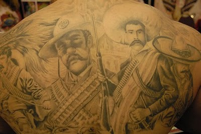 Hannikate mexican tattoos designs part 29 for Mexican pride tattoos