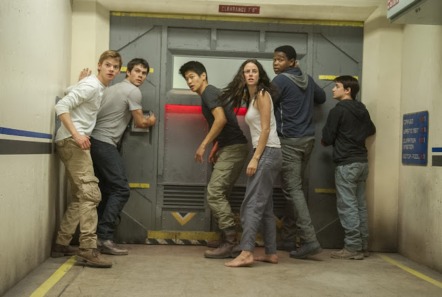 maze runner 2 scorch trials still
