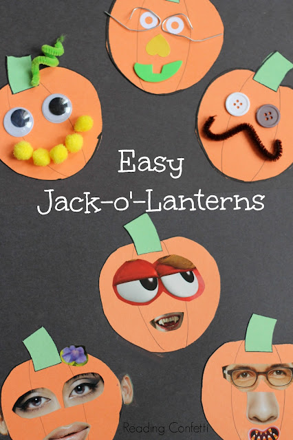 Over 25 pumpkin themed crafts and activities for kids