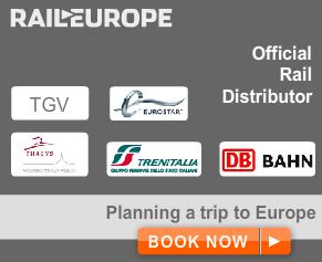 Discover Europe by Rail
