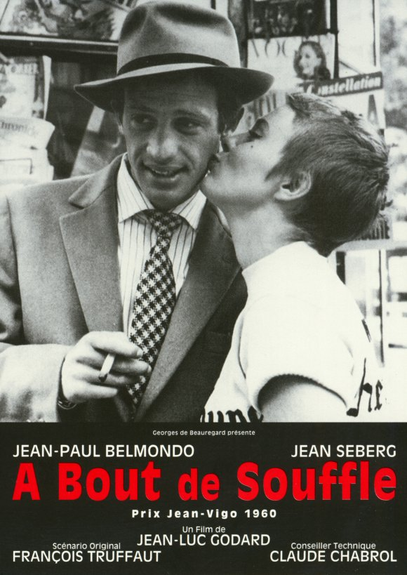 Just Screenshots: Breathless (1960)