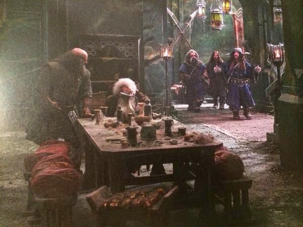 Le Seigneur des Anneaux / The Hobbit #3 Nains%2Berebor