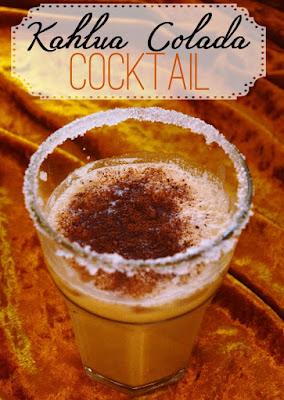 Foto vom Cocktail Kahlua Colada