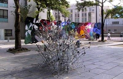 Umbrella recycled