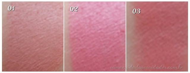 Blush em Creme Vult