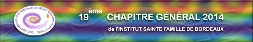 Chapitre Général 2014