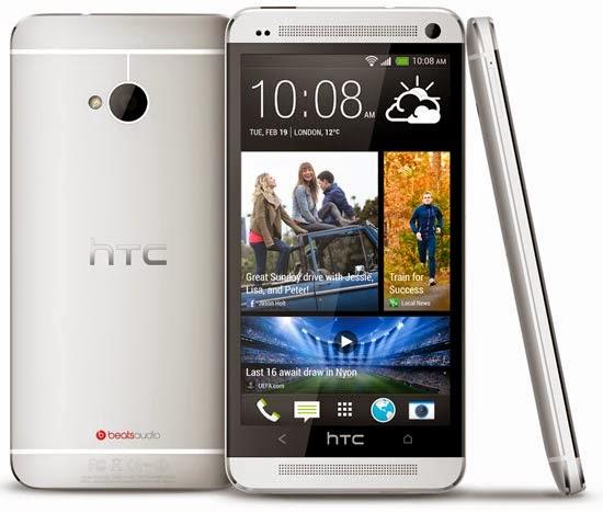 Daftar harga Hp merk HTC Januari 2015