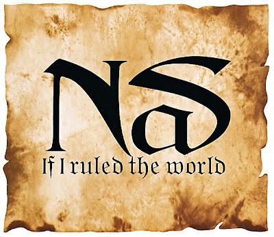 Nas - If I Ruled The World-(AU_CDM)-1996