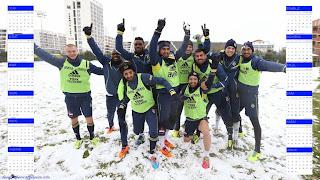 2014 Takvimi Fenerbahçe-  Cimboma Koyanlar Parmak Kaldırsın