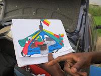 tropicalizer.blogspot, africa art, art africain, cotonou