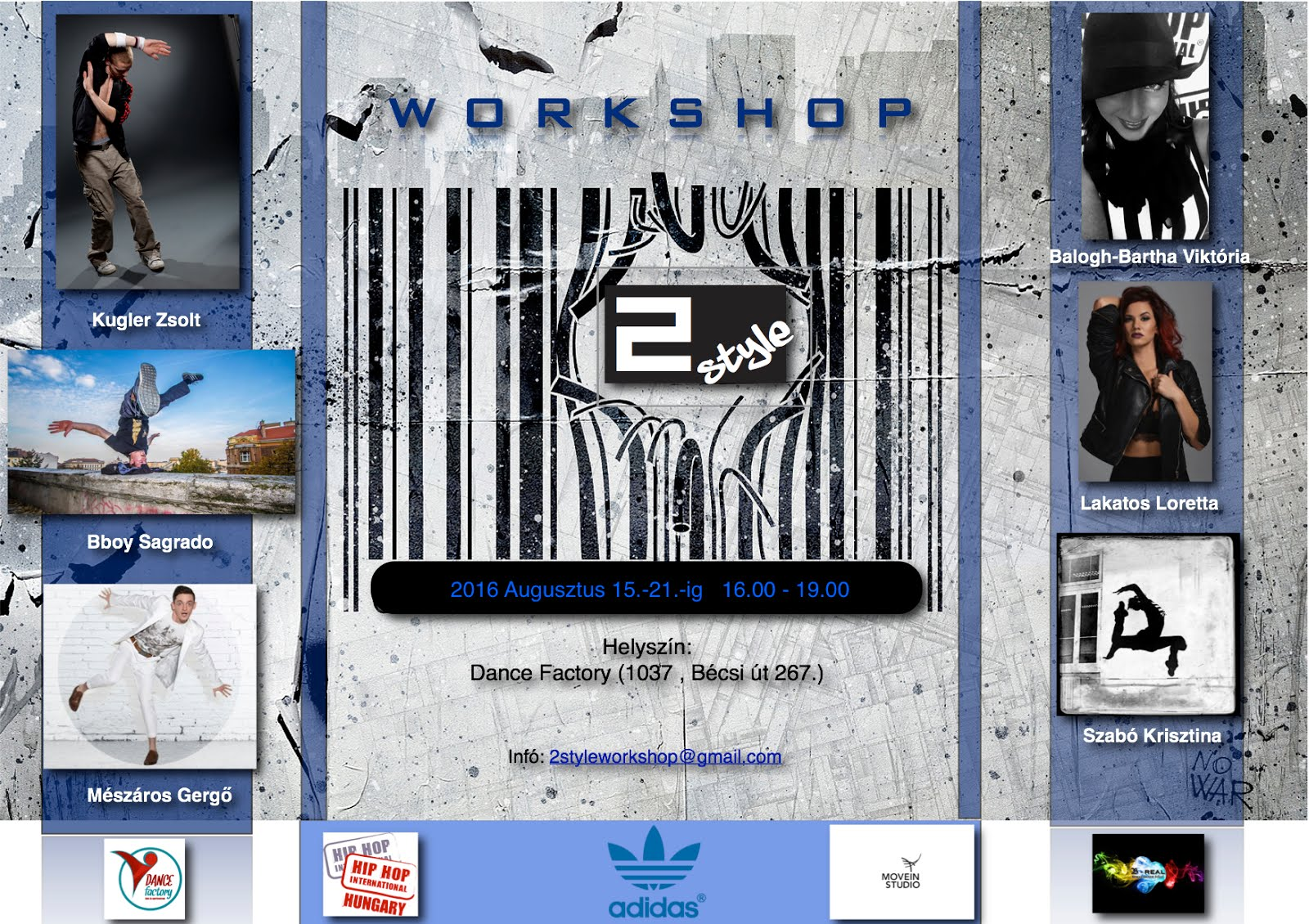 2016 2 style workshop