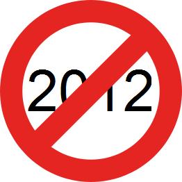 EL FIN DEL MUNDO NO ES EL 2012