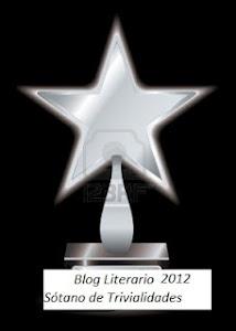 "Premio ""Blog Literario 2012"""