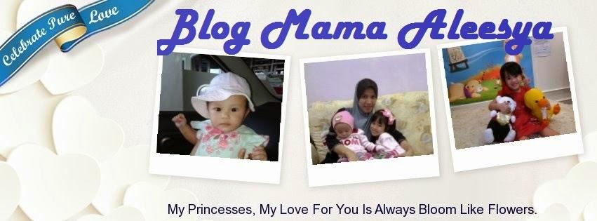 :: Blog Mama Aleesya ::