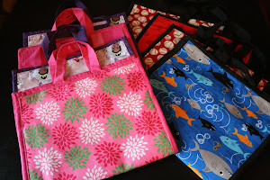 Crayon/Coloring Book Totes For Sale