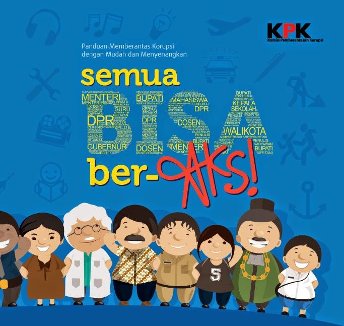 Lowongan Kerja terbaru di KPK Jakarta bulan mei 2014 bagi para pencari kerja dan pelamar kerja