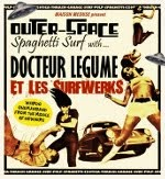 OUTERSPACE SPAGHETTI SURF (2009)