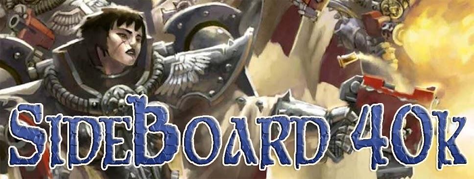 SideBoard 40k