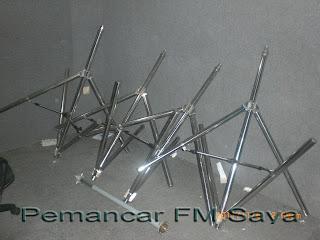 Antena jampro 4 bay